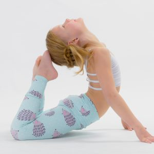 751fb59471 Rainbow and Unicorn Flexi Yoga Pants Kids and Minis - Starlinedance