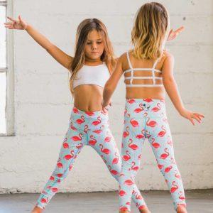 cf5a8f838a Athena Flexi Yoga Pants Kids and Minis - Starlinedance
