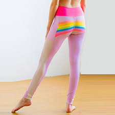 20cb27b6ed Unicorn in My Pocket Flexi Yoga Pants Kids and Minis - Starlinedance